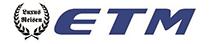 Logotipo Buses ETM
