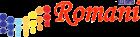 logotipo de buses romani