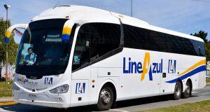 Buses Linea Azul 1